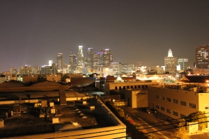 Downtown View of LA